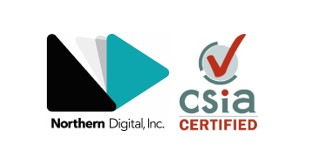 Northern Digital is a CSIA Certified Integrator